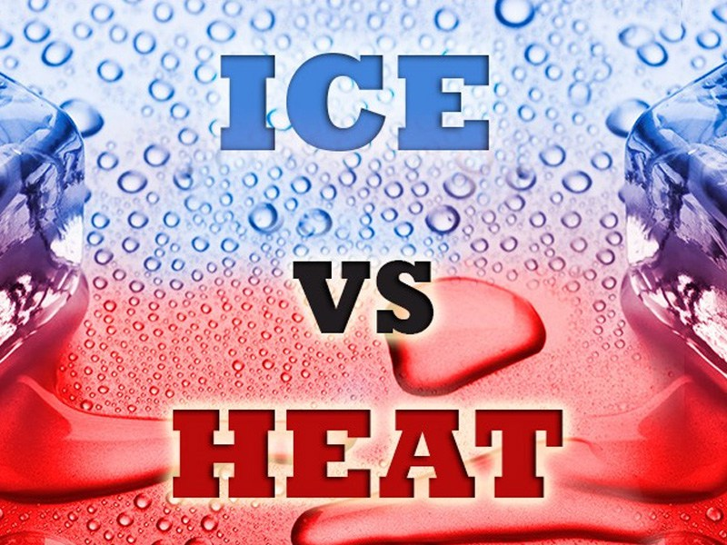 Heat, Ice, or Contrast Therapy for Pain?